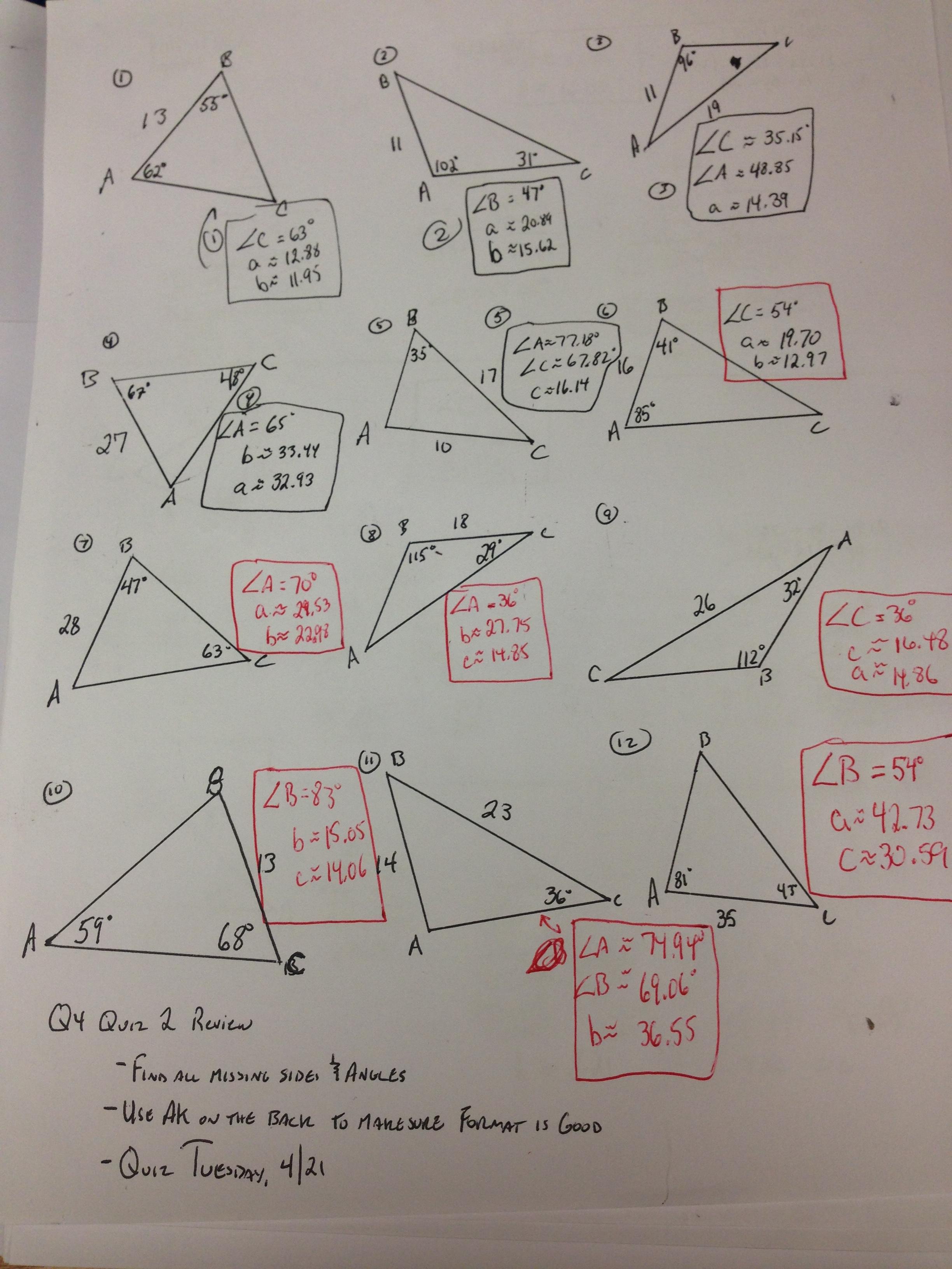 worksheet Law Of Cosines Worksheet Doc www sfponline org uploads76 8142017 530 pm 133803 alg2a q4 quiz 2 review law of cosines pdf 1782628 3 answer key jpg 1271033 alg2a