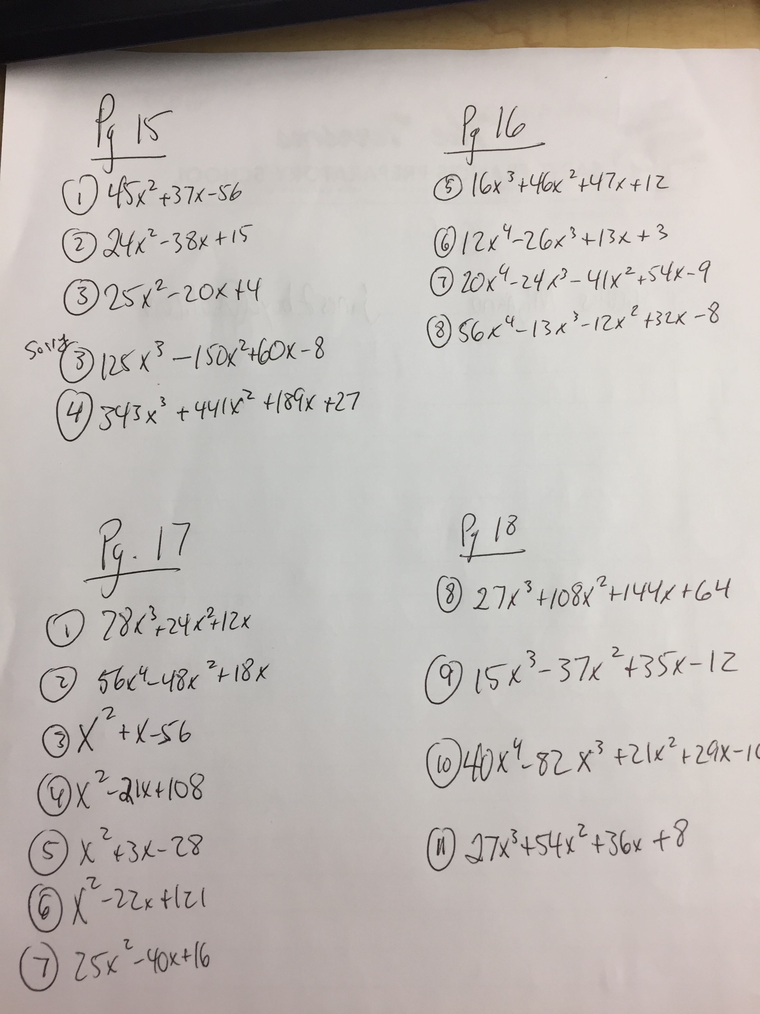 Gina Wilson All Things Algebra Unit 3 Parallel And ...